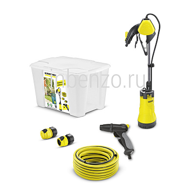 Комплект для полива из бочки KARCHER BP 1 Barrel Set 1.645-466.0